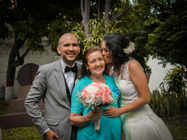 El matrimonio de Sebastián y Jennifer en Bucaramanga, Santander 28
