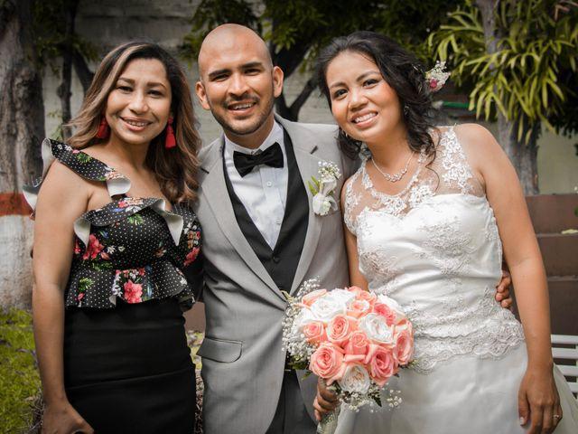 El matrimonio de Sebastián y Jennifer en Bucaramanga, Santander 29