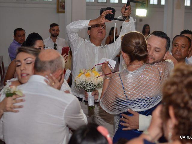 El matrimonio de GIOVANNY y JOHANA en Villavicencio, Meta 1