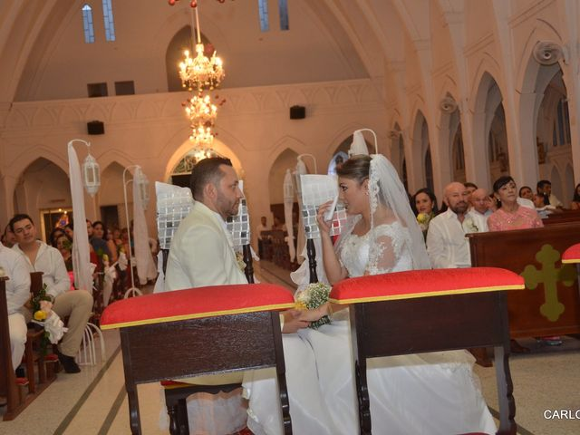 El matrimonio de GIOVANNY y JOHANA en Villavicencio, Meta 2