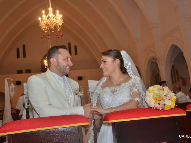 El matrimonio de GIOVANNY y JOHANA en Villavicencio, Meta 4
