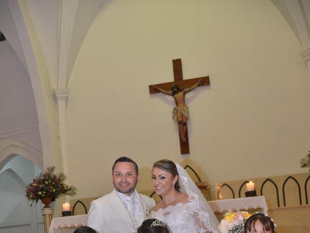 El matrimonio de GIOVANNY y JOHANA en Villavicencio, Meta 5