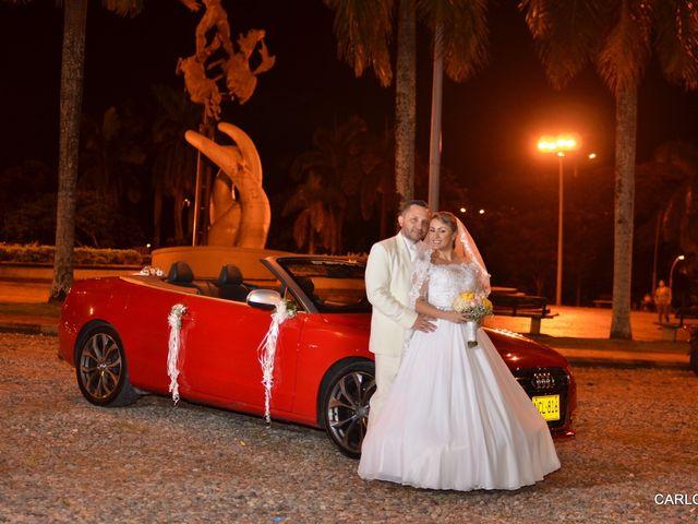 El matrimonio de GIOVANNY y JOHANA en Villavicencio, Meta 6