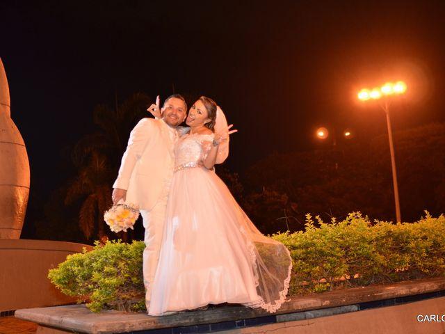 El matrimonio de GIOVANNY y JOHANA en Villavicencio, Meta 8