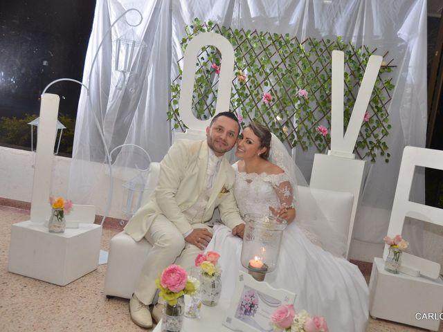 El matrimonio de GIOVANNY y JOHANA en Villavicencio, Meta 10