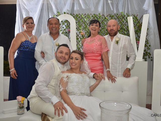 El matrimonio de GIOVANNY y JOHANA en Villavicencio, Meta 11