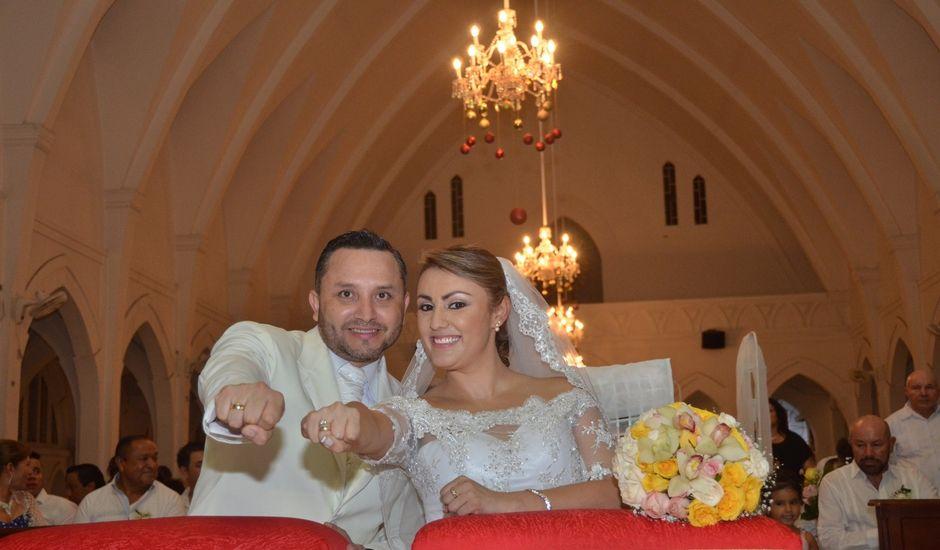 El matrimonio de GIOVANNY y JOHANA en Villavicencio, Meta