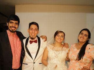 El matrimonio de Bernnie y Gina  3