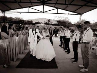 El matrimonio de Bernnie y Gina