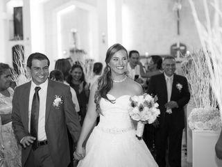El matrimonio de Angela y Boris