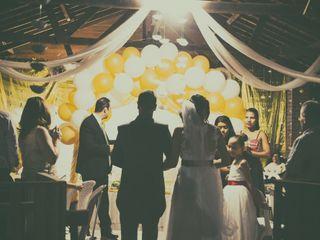 El matrimonio de Geraldine y Dumar 2