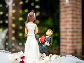 El matrimonio de Geraldine y Dumar 3