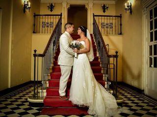 El matrimonio de Yesenia  y Federico 1