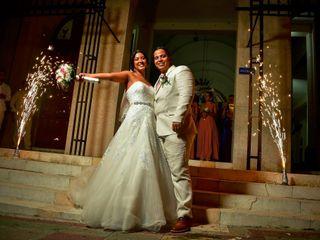El matrimonio de Yesenia  y Federico