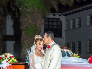 El matrimonio de Claudia y Geovanny 2