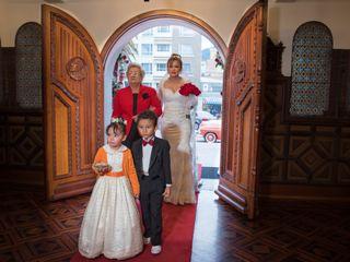 El matrimonio de Claudia y Geovanny 3