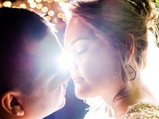 El matrimonio de Jennifer y Christian  2