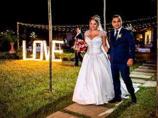 El matrimonio de Jennifer y Christian