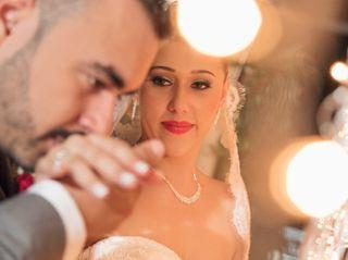 El matrimonio de Marilyn y Alejandro