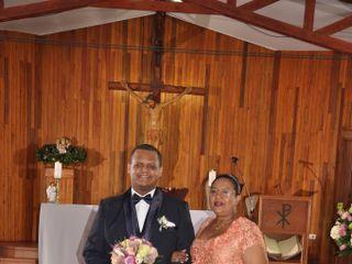 El matrimonio de Nestor  y Angela 1
