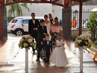 El matrimonio de Nestor  y Angela 2