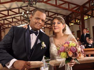 El matrimonio de Nestor  y Angela