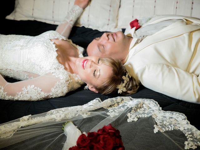El matrimonio de Claudia y Geovanny