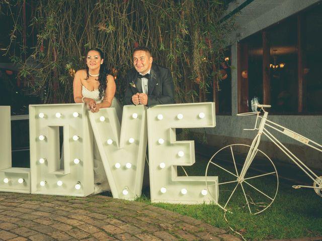 El matrimonio de Zandra y Willy