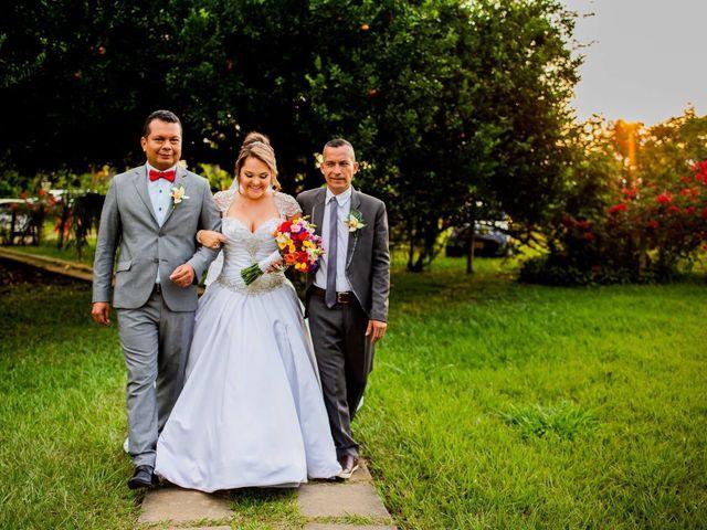 El matrimonio de Christian  y Jennifer en Cali, Valle del Cauca 7