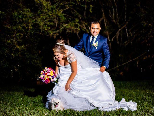 El matrimonio de Christian  y Jennifer en Cali, Valle del Cauca 9