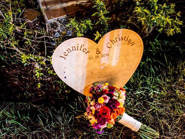 El matrimonio de Christian  y Jennifer en Cali, Valle del Cauca 15