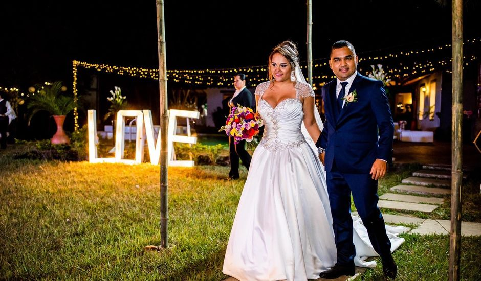 El matrimonio de Christian  y Jennifer en Cali, Valle del Cauca