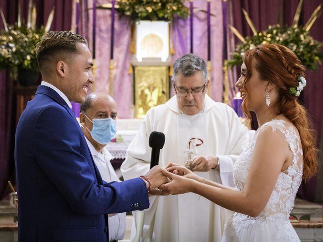 El matrimonio de Anderson y Maribel en Medellín, Antioquia 15