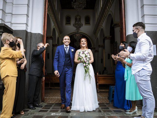 El matrimonio de Anderson y Maribel en Medellín, Antioquia 16
