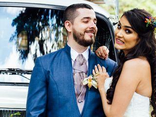 El matrimonio de Sara y Manuel