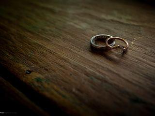 El matrimonio de Alejandra y Giovany 1