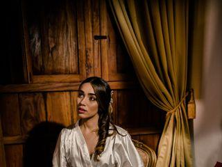 El matrimonio de Alejandra y Giovany 3