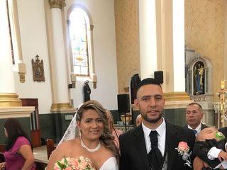 El matrimonio de Diana  y Diego  3