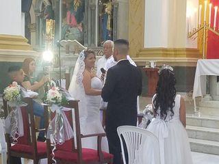 El matrimonio de Diana  y Diego