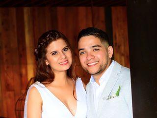 El matrimonio de Yesenia y Jonny  1