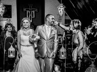 El matrimonio de Natalia y Esteban