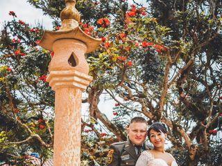El matrimonio de Jerly   y Jhon  1