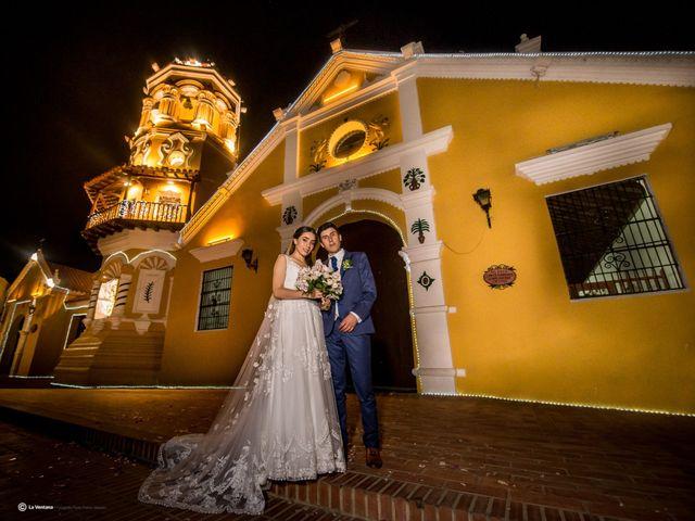 El matrimonio de Alejandra y Giovany