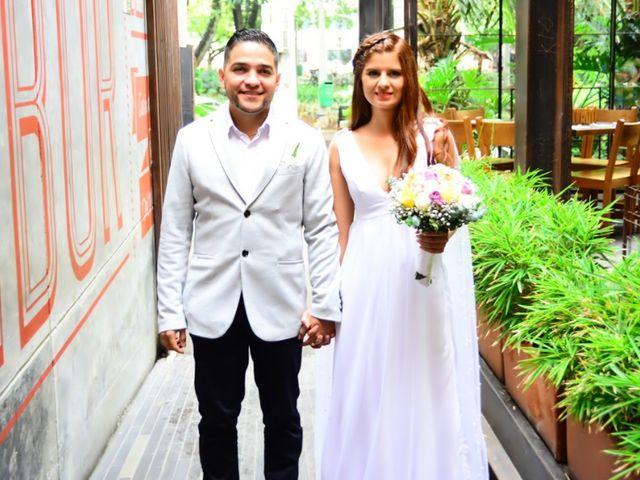 El matrimonio de Yesenia y Jonny