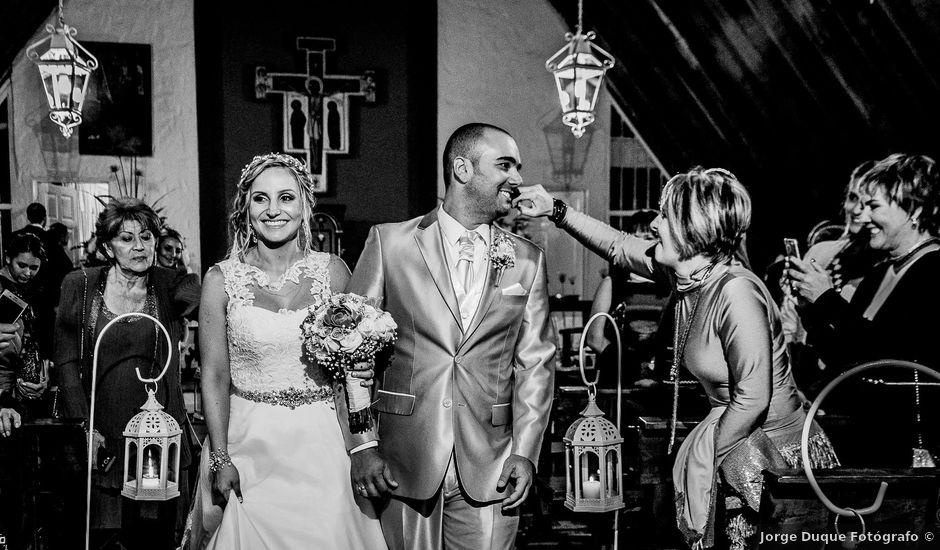 El matrimonio de Esteban y Natalia en Medellín, Antioquia