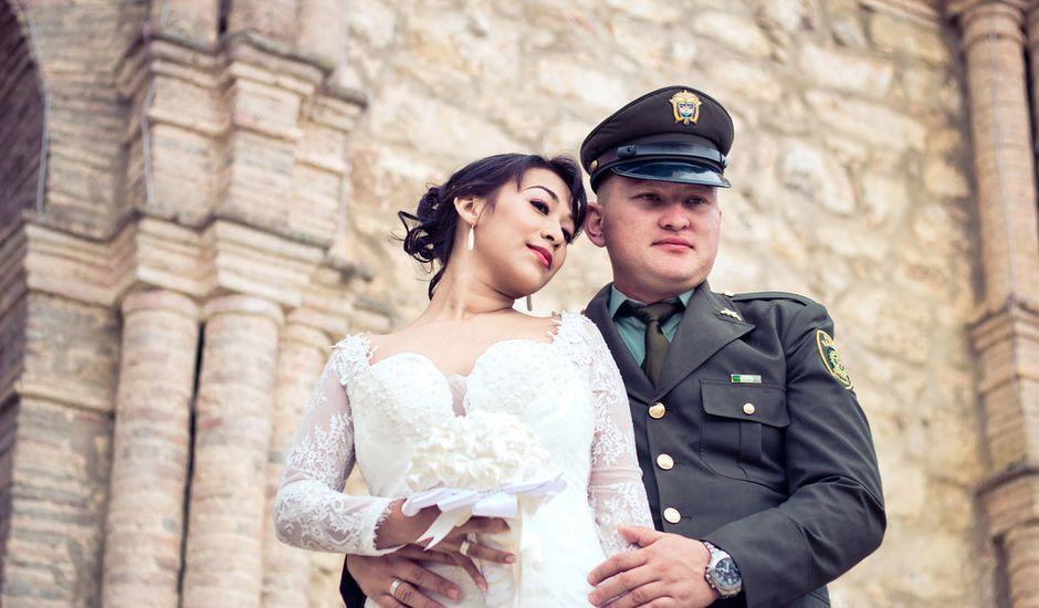 El matrimonio de Jhon  y Jerly   en Aratoca, Santander