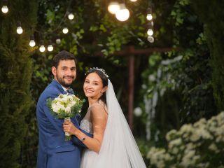 El matrimonio de Ana y Daniel 1