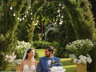 El matrimonio de Ana y Daniel 3