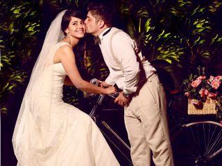 El matrimonio de amparo y juan