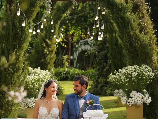 El matrimonio de Daniel y Ana en Bogotá, Bogotá DC 3